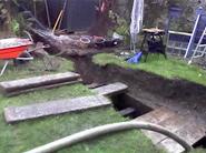 Soakaway repair