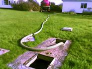 septic tank emptying devon