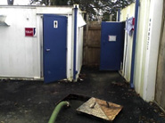 commercial toilet block cleaning